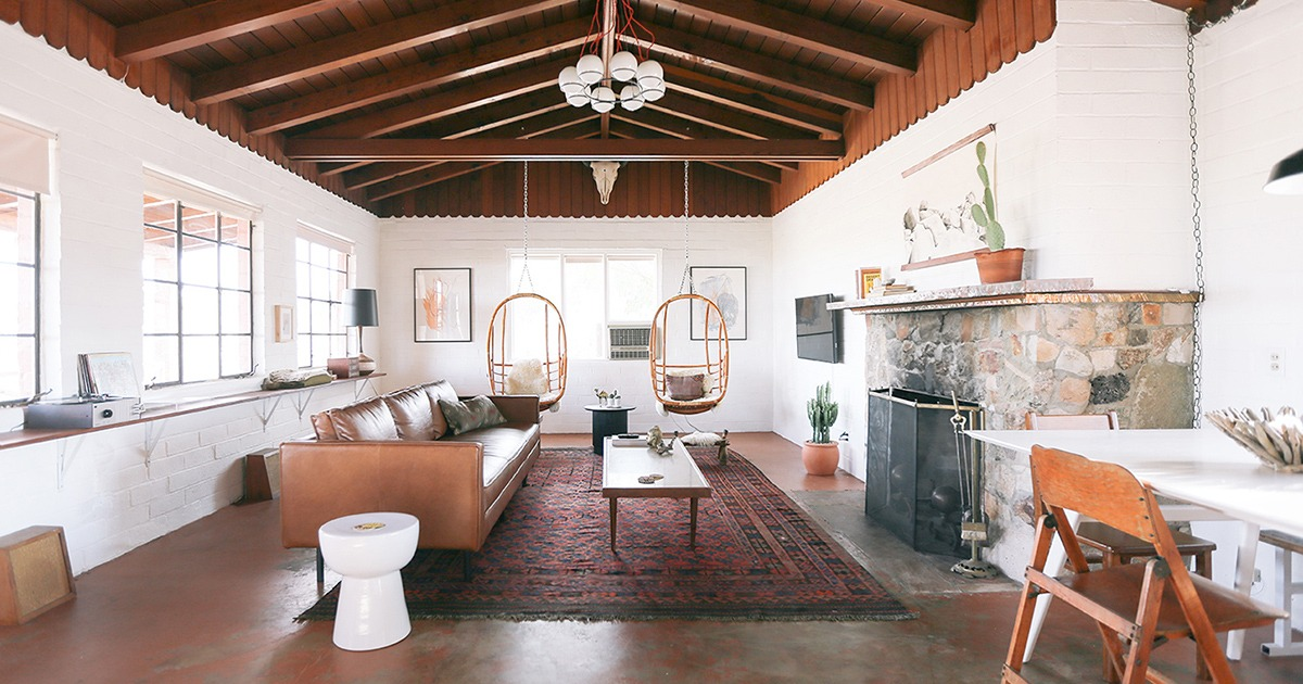 Interior Design The Joshua Tree House